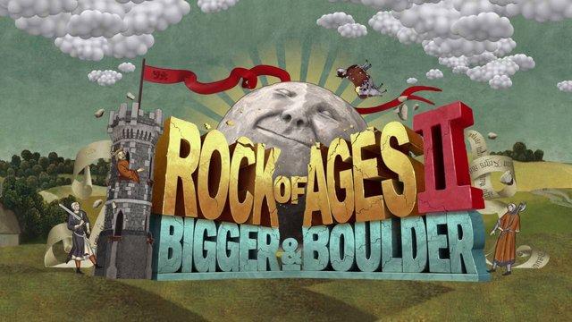 games similar to Rock of Ages 2: Bigger & Boulder
