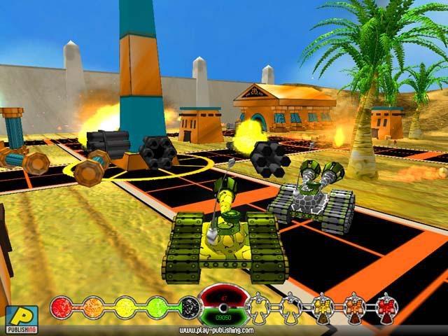 games similar to TankZ: Destruction