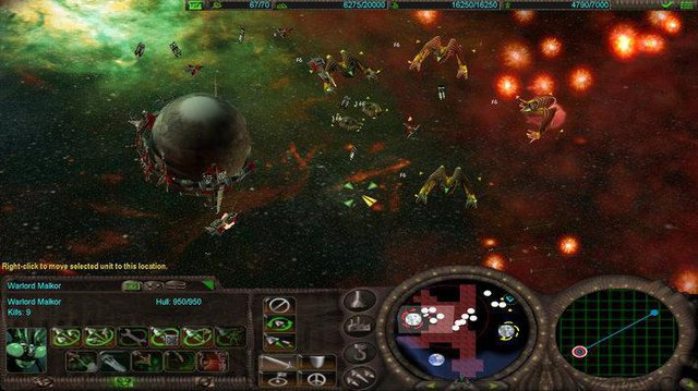 games similar to Conquest: Frontier Wars