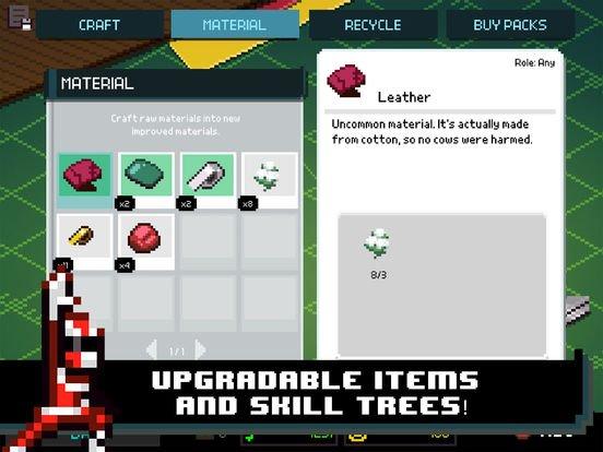 games similar to Chroma Squad