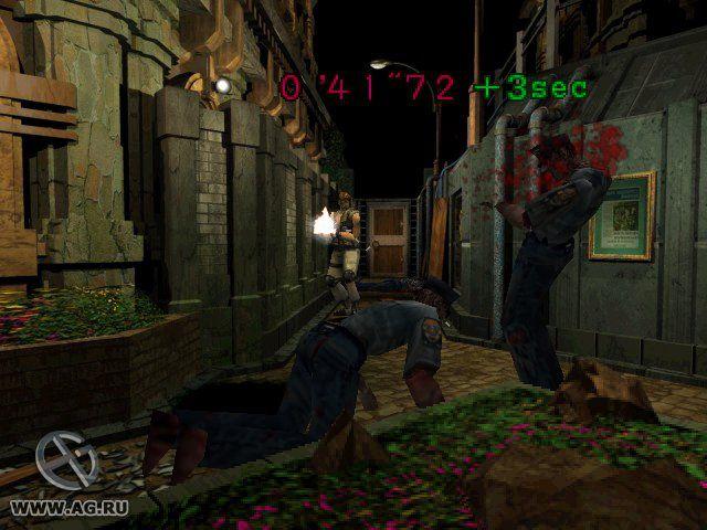 games similar to Resident Evil 3: Nemesis