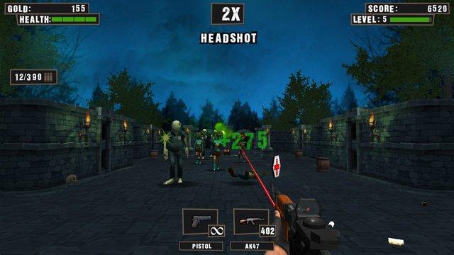 games similar to Zombie Camp: Last Survivor