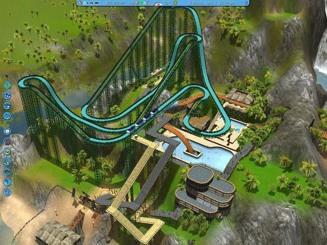 games similar to RollerCoaster Tycoon 3: Platinum