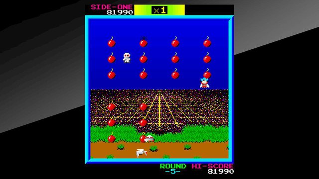 games similar to Arcade Archives BOMB JACK