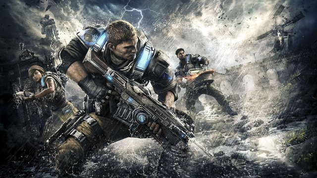 games similar to Gears of War 4
