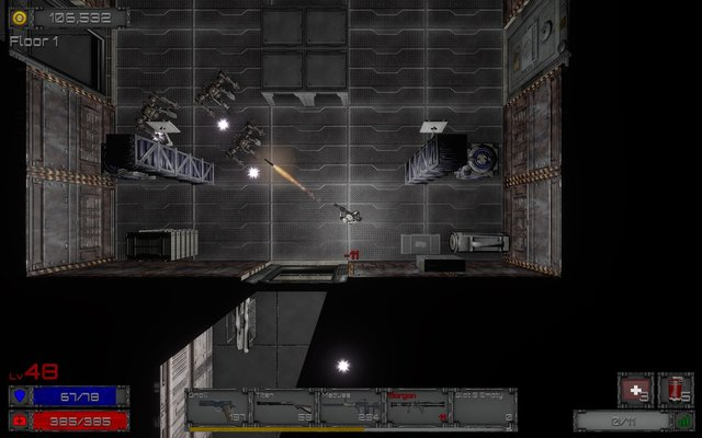 games similar to Ares Omega
