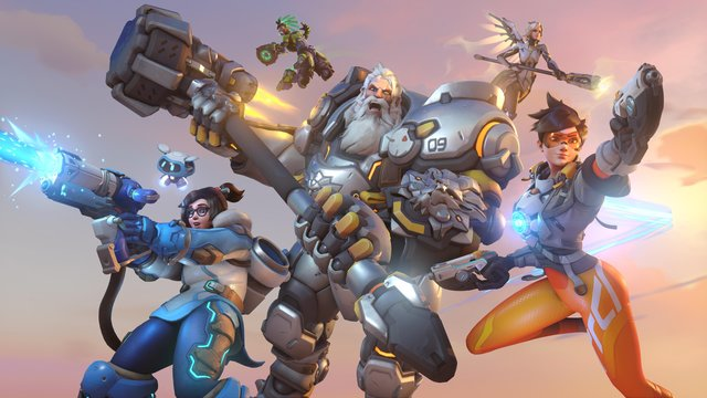games similar to Overwatch 2