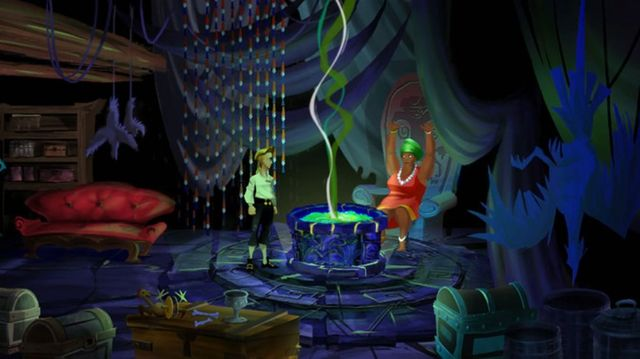 games similar to The Secret of Monkey Island: Special Edition