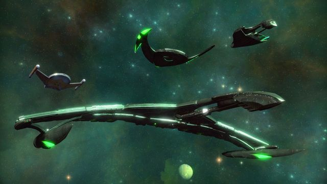 games similar to Star Trek Online