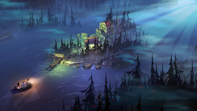 games similar to The Flame in the Flood