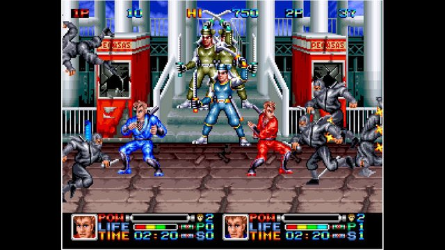 games similar to ACA NEOGEO NINJA COMBAT