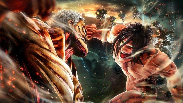 games similar to Attack on Titan 2