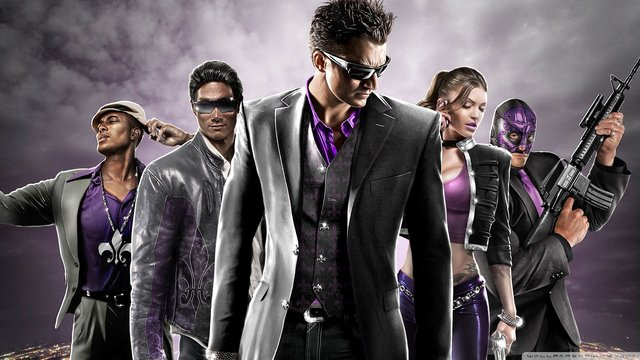 games similar to Saints Row: The Third Remastered