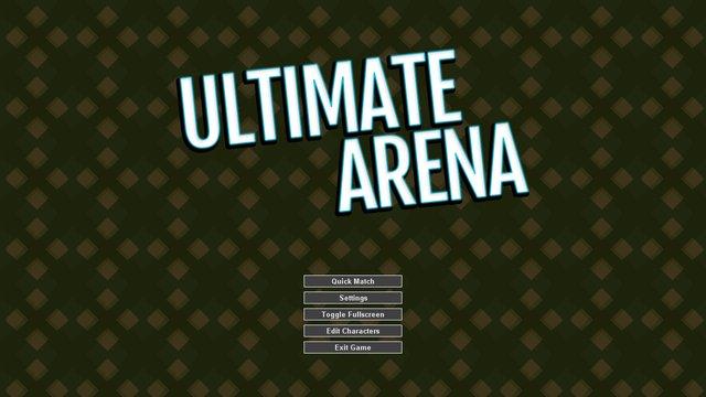 games similar to Ultimate Arena