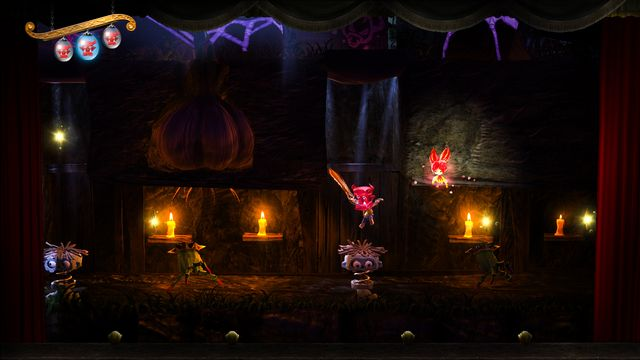 games similar to Puppeteer
