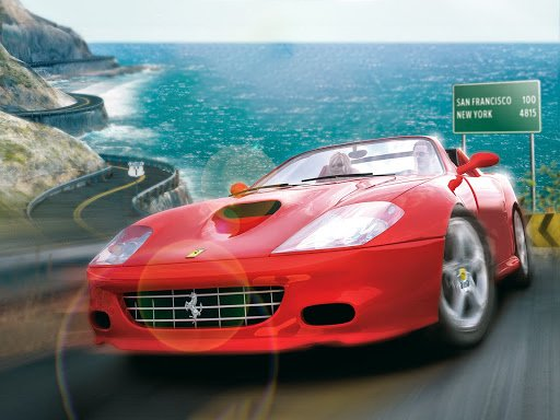 games similar to OutRun 2006: Coast 2 Coast