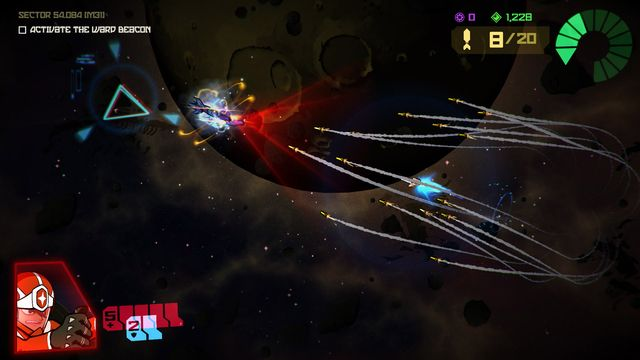 games similar to Galak Z: The Dimensional