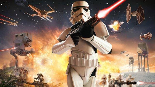 games similar to Star Wars: Battlefront