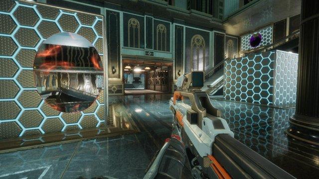 games similar to Splitgate: Arena Warfare
