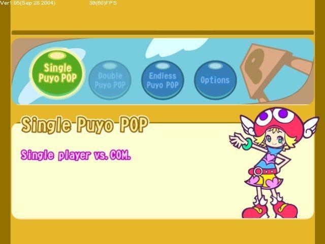 games similar to Puyo Pop Fever (2004)