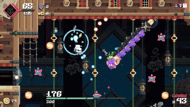 games similar to Flinthook