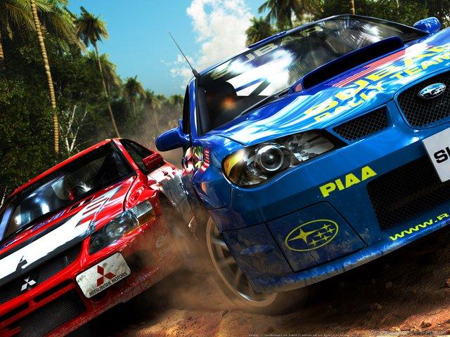 games similar to SEGA Rally