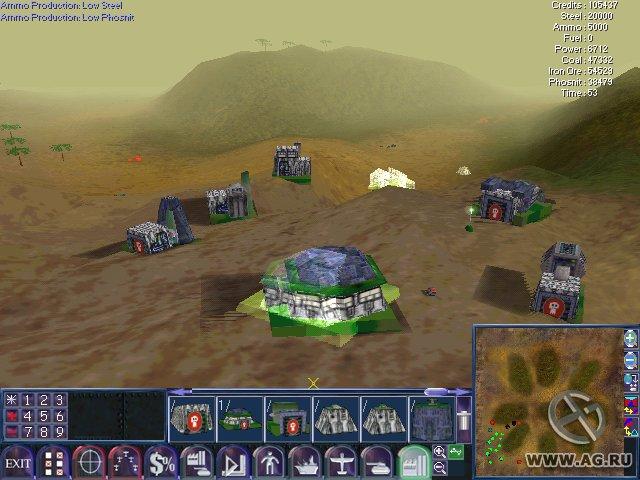 games similar to WarTorn