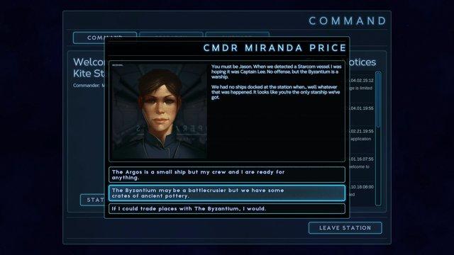 games similar to Starcom: Nexus