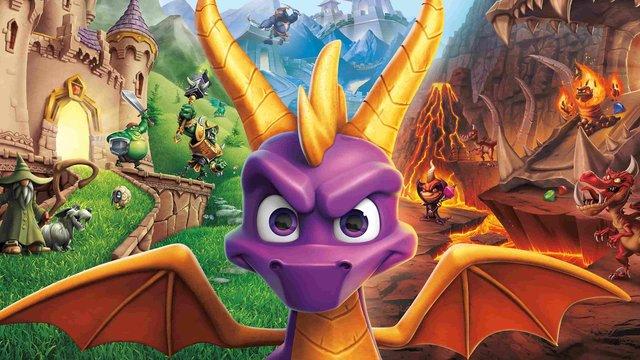 games similar to Spyro Reignited Trilogy