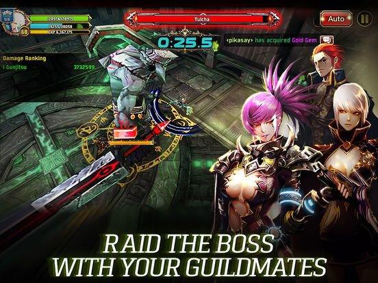 games similar to Kritika: The White Knights