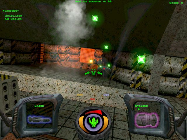 games similar to Descent 3