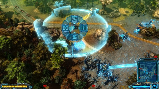 games similar to X Morph: Defense