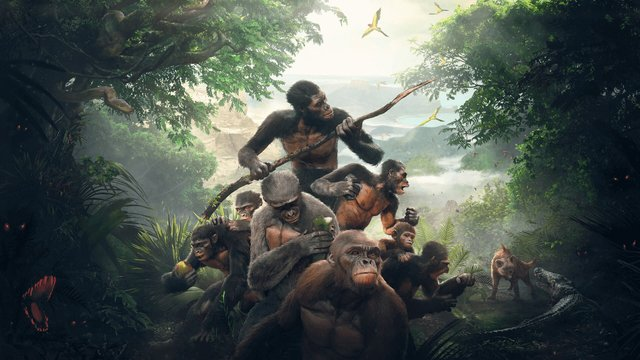 games similar to ANCESTORS: The Humankind Odyssey