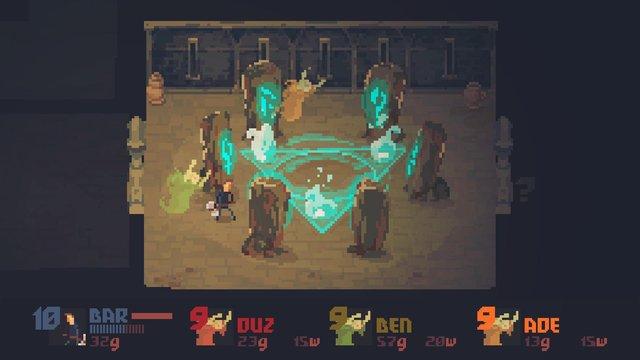 games similar to Crawl
