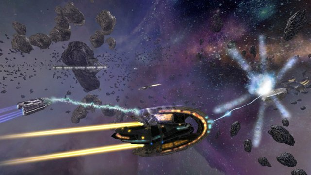 games similar to Starpoint Gemini