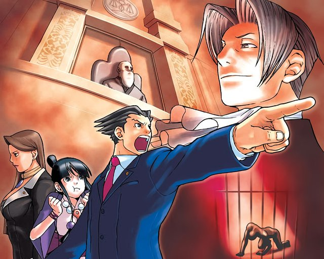 games similar to Phoenix Wright: Ace Attorney