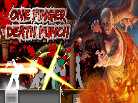 games similar to One Finger Death Punch