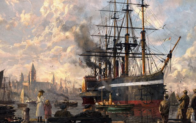 games similar to Anno 1800