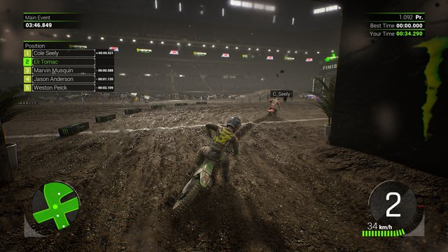 games similar to Monster Energy Supercross   The Official Videogame 2