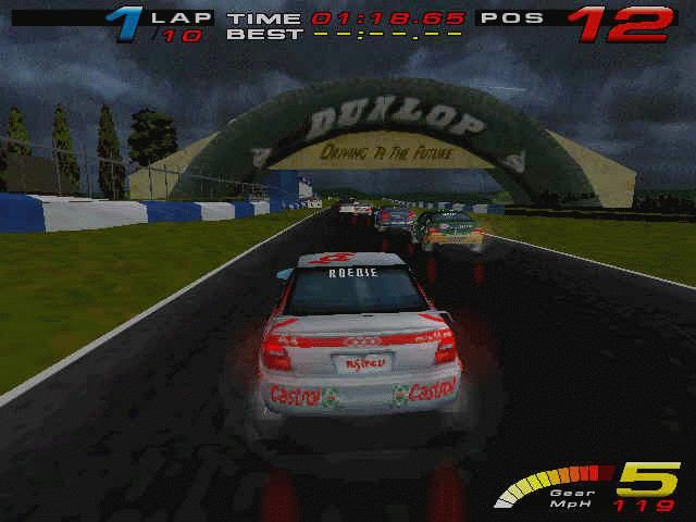 games similar to TOCA Touring Car Championship