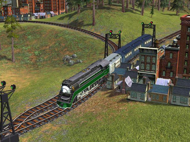 games similar to Sid Meier's Railroads!