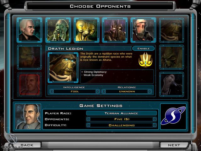 games similar to Galactic Civilizations II: Dread Lords