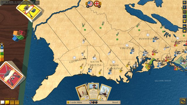 games similar to 1775: Rebellion