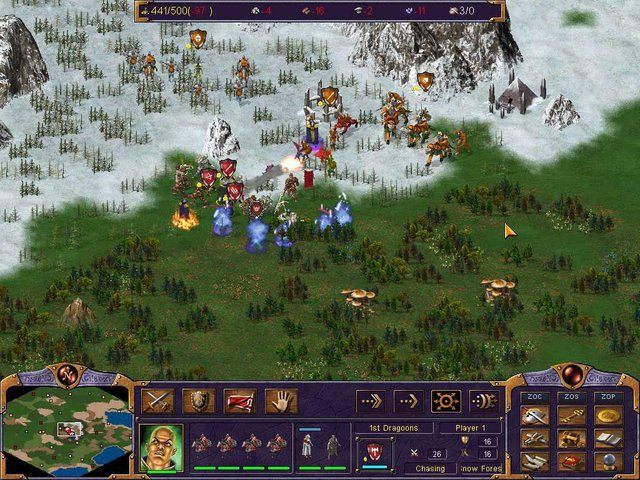 games similar to Kohan: Ahriman's Gift