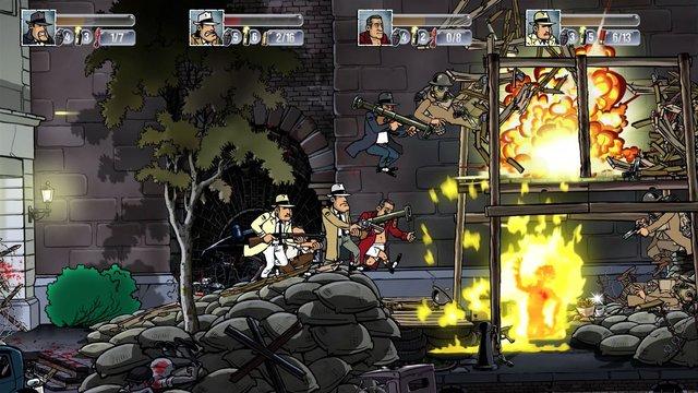 games similar to Guns, Gore & Cannoli