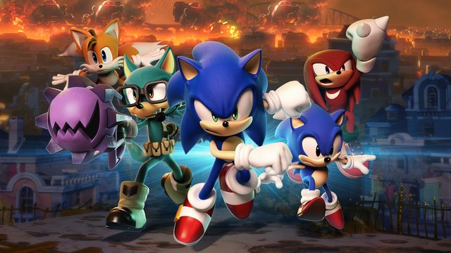 games similar to Sonic Forces
