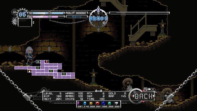 games similar to Touhou Luna Nights