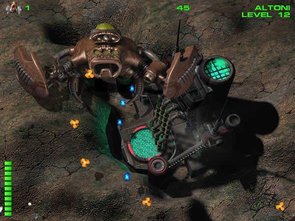 games similar to Atomaders