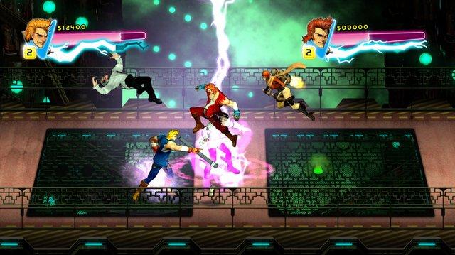 games similar to Double Dragon: Neon