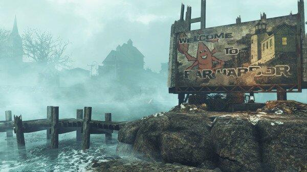 games similar to Fallout 4   Far Harbor